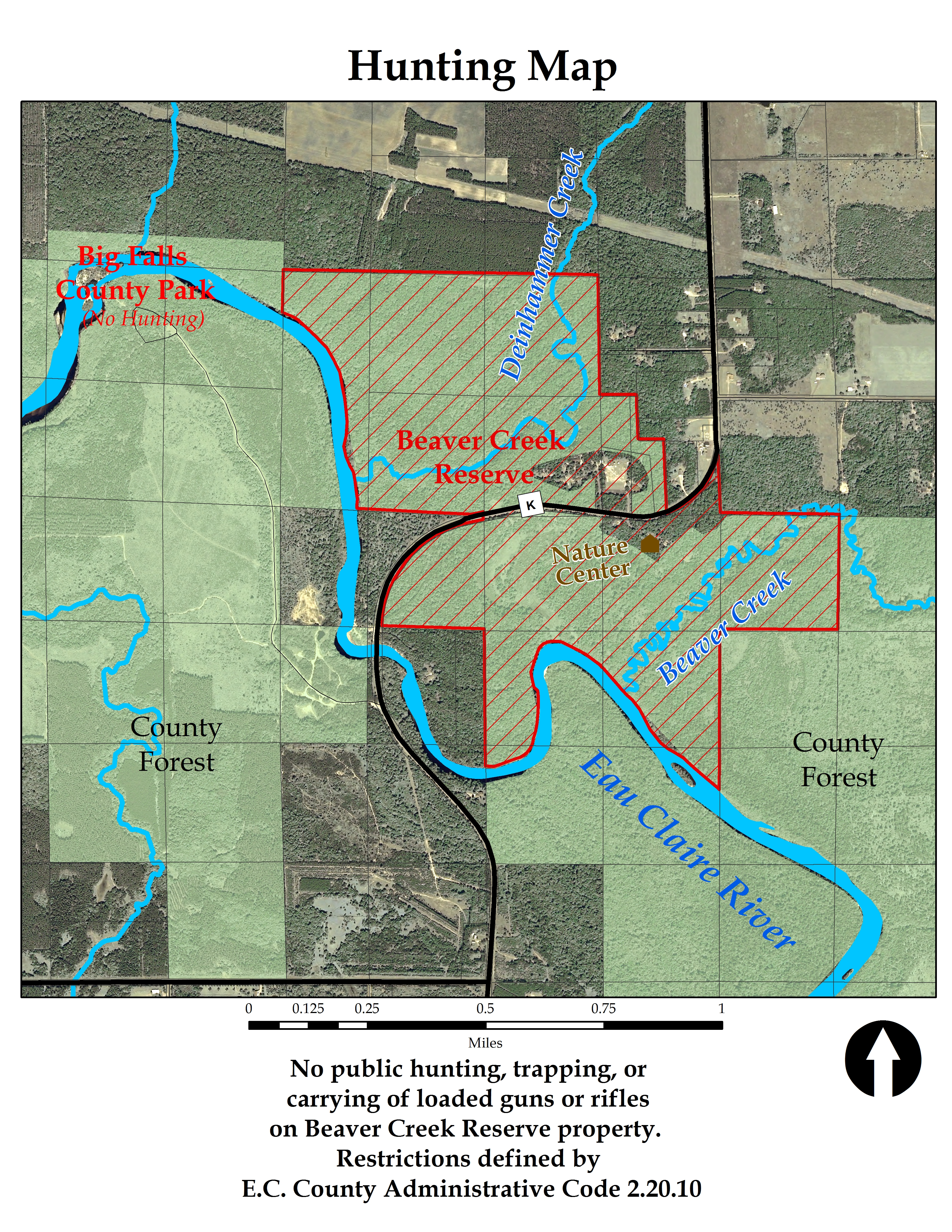 Trails Maps At Beaver Creek Reserve Wisconsin Nature Reserve - Beaver creek ski trail map