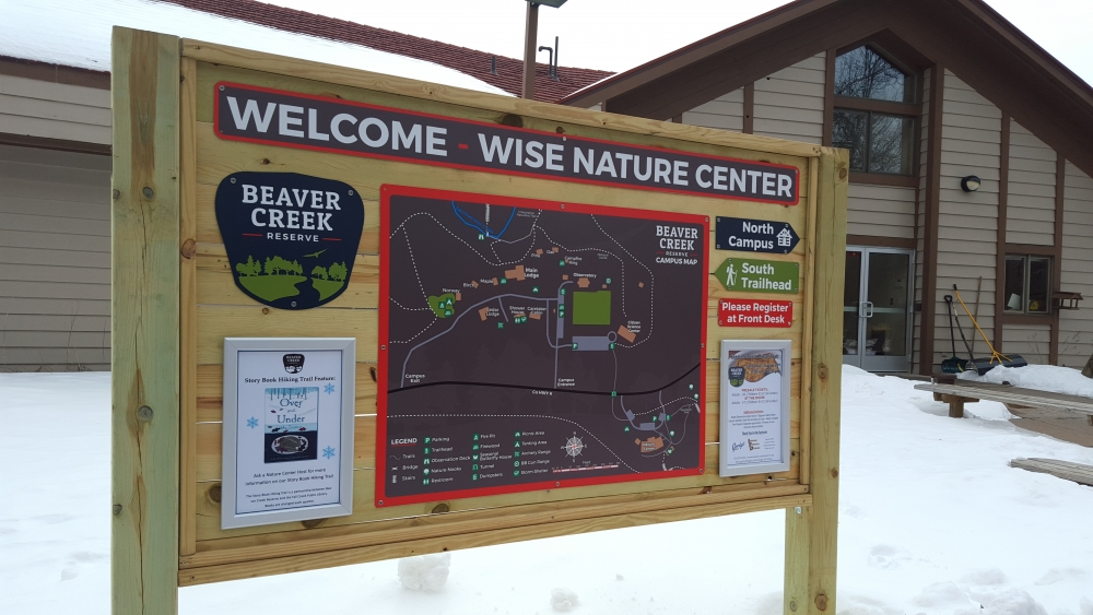 Wise Nature Center 2016